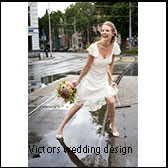 victor's wedding design